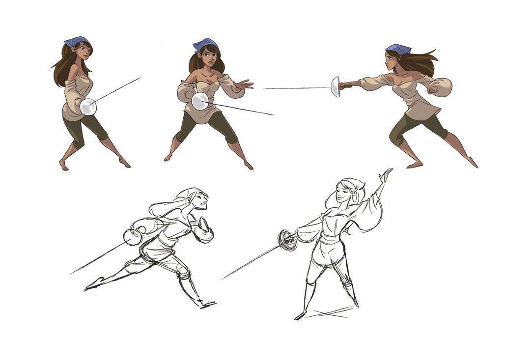 рисунки бои на мечах строительству какая