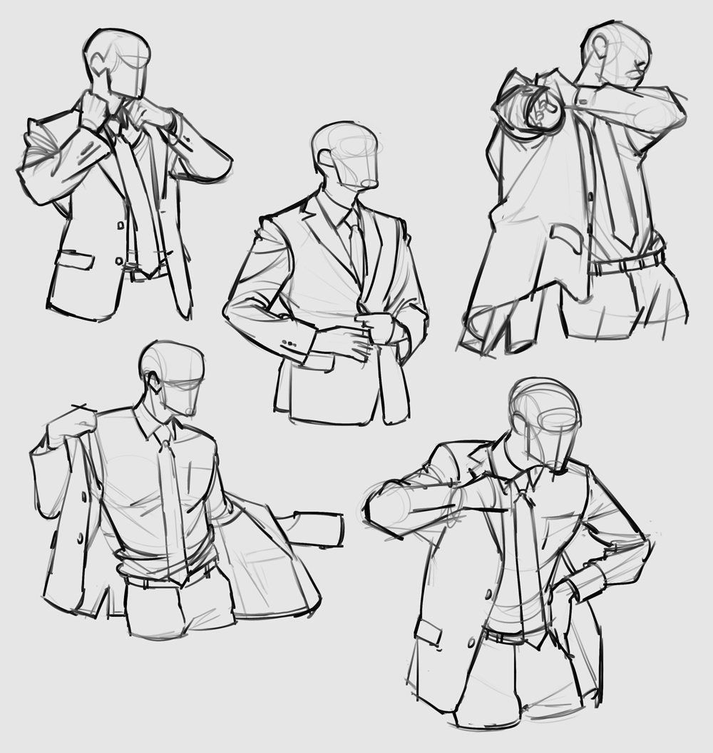 Jacket drawing reference